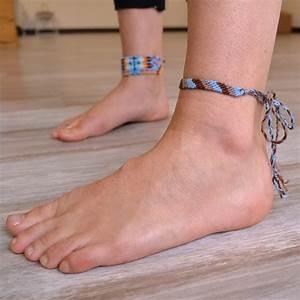 Woven Friendship Anklet - Jewelry - Handmade Guatemalan