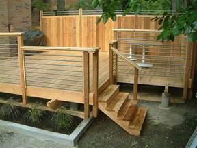 horizontal deck railing deck contemporary with architecture cedar deck design beeyoutifullife