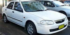 Mazda 323    Familia Bj 1998