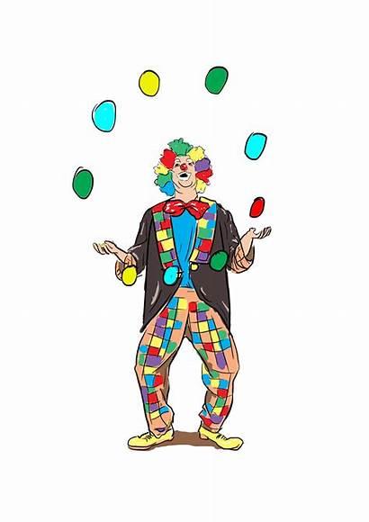 Juggler Clipartmag