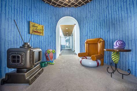 louer une chambre pour une nuit une maison ananas de bob l 39 éponge à louer 2tout2rien