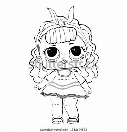 Lol Coloring Doll Popular