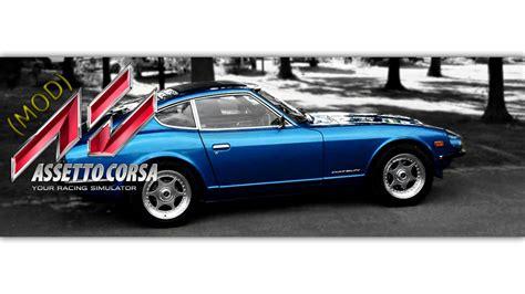 S30 Datsun by Nissan S30 Datsun 240z Assetto Corsa Mod