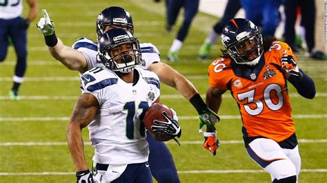 seattle seahawks wins super bowl   time