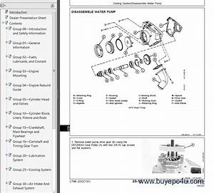 John Deere 6076 Engines Component Technical Manual Pdf