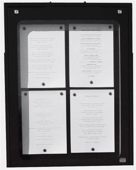 porte menu lumineux exterieur porte menu lumineux mural jupmlu001