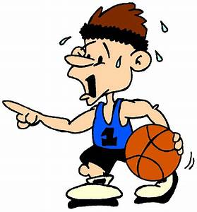 Basketball Images Cartoon - ClipArt Best