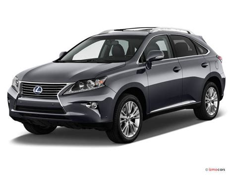 2013 Lexus Rx Hybrid Prices, Reviews And Pictures
