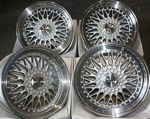 vintage alloy wheels fit jaguar  type  type xf xj