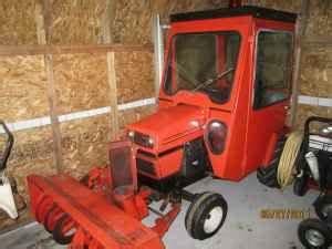 Ariens Gt17 With Cozy Cab - Ariens Tractor Forum