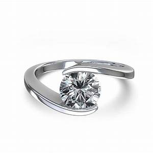 15 best ideas of real diamond wedding rings With real silver wedding rings