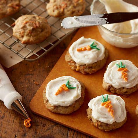 carrot cake cookies recipe land olakes