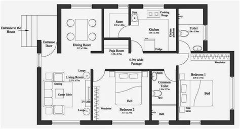 Feet By House Plan Everyone Will Like