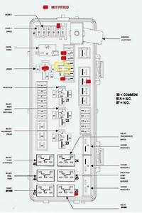 2005 Chrysler 300c Fuse Diagram  U2013 Diagram Sample