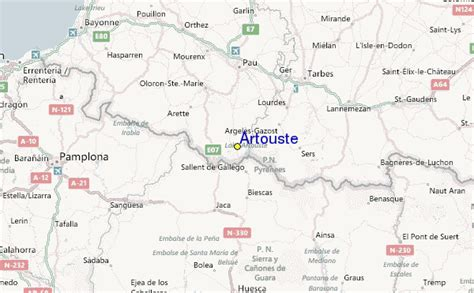 restaurant chambre d amour anglet artouste skigebied gids lokaliteitkaart en artouste