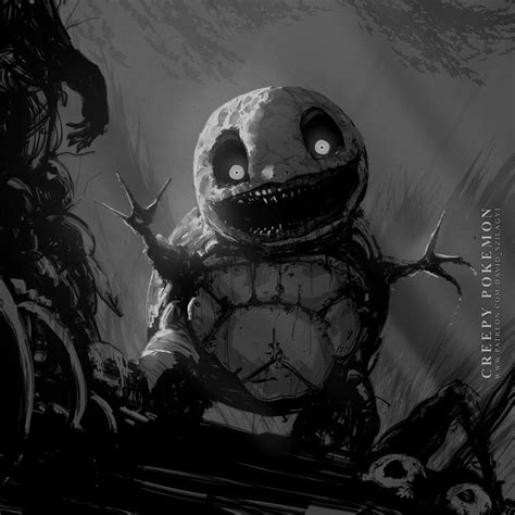 Tmnt Bedroom Wallpaper by Creepy Realistic Pokemon Images Pokemon Images