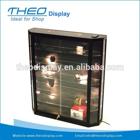 store display cabinets for sale sale wall mounted glass display cabinet with lights