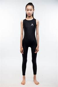 Kids One Piece Sports Lycra Competitive Racing Swimming Suit Girl Bodybuilding Diving Bathing