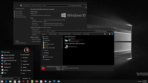 Anime Fall 2014 Icon Folder Pack Update V2 Windows 10 Black Edition For Win 10 10240 Only