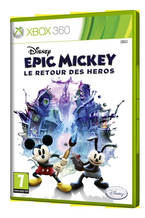 132 Best Epic Mickey Images On Pinterest Epic Mickey