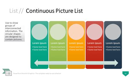 powerpoint smartart templates powerpoint smartart graphics the complete collection