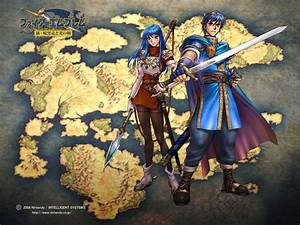 Fire Emblem: Shadow Dragon - Wallpapers - Multimedia ...