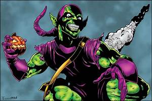 The Green Goblin - Tyndallsquest and me by pascal-verhoef ...