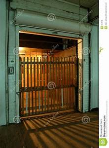 Very, Old, Elevator, Stock, Photo, Image, Of, Door, Commercial