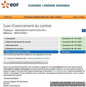 Demande De Raccordement Edf : projet 39 kwc la vie paisible de producteur page 29 ~ Premium-room.com Idées de Décoration