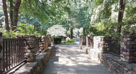 The Bog Garden In Greensboro North Carolina Is An