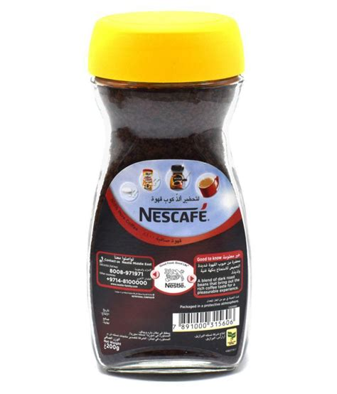 One of the premium coffee brands in india, davidoff is among the best coffee brands internationally too. Nescafe Instant Coffee Powder 200 gm: Buy Nescafe Instant Coffee Powder 200 gm at Best Prices in ...
