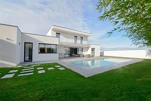 Plan De Maison D Architecte : maisons d architecte contemporaines mc immo ~ Melissatoandfro.com Idées de Décoration
