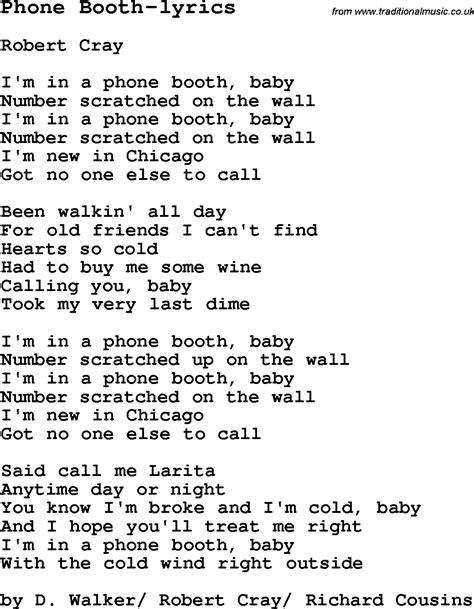 phone lyrics blues guitar lesson for phone booth lyrics with chords