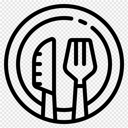 Icon Meal Transparent Symbol Background Restaurant Icons