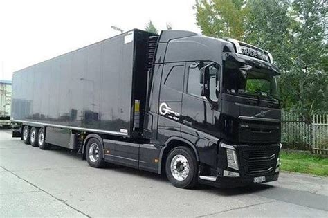 volvo big volvo truck big rigs pinterest