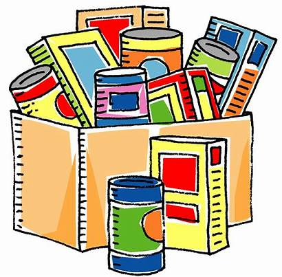 Box Clipart Boxed Canned Cliparts Clip Library