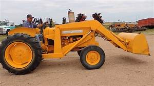 1958 Jd 440 Industrial Loader Tractor
