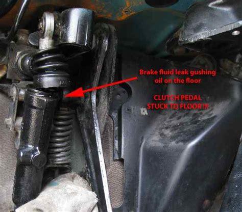 clutch cylinder broken www nomadic one com