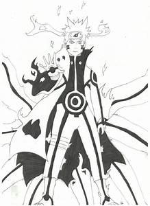 Naruto Kyuubi Mode by MrNekoNeko on DeviantArt