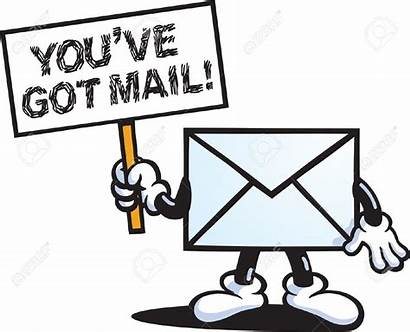 Mail Letter Clipart Email Cliparts Message Animated