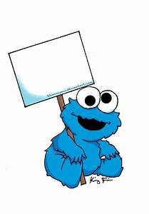 Cookie Monster Clip Art Printable | Clipart Panda - Free ...