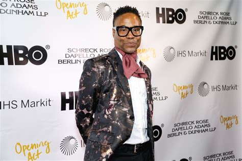 See Billy Porter Priscilla Lopez More Opening Act