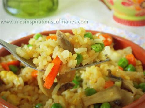 cuisiner les petits pois frais riz façon asiatique facile recette vegetarienne blogs