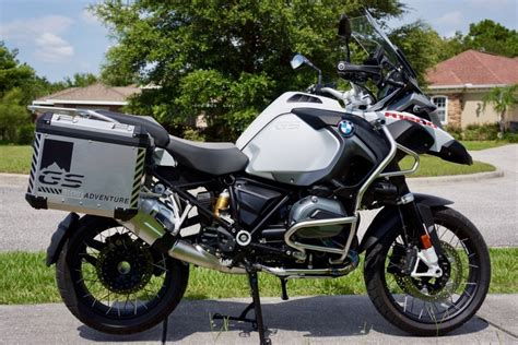 Bmw Gsa Adventure Motorcycle Reflective Decal Kit