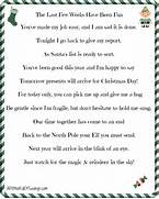 Pics Photos Printable Goodbye Letter For Elf On The Shelf Perfect Goodbye Letter To Customers And Coworkers Farewell And Goodbye Letter Goodbye Letter Funny Farewell Letter To Coworkers Best Letter Blog