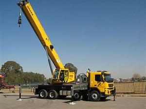 Grove U2019s Gbt35 Truck Cranes Grow In Popularity Across The Globe