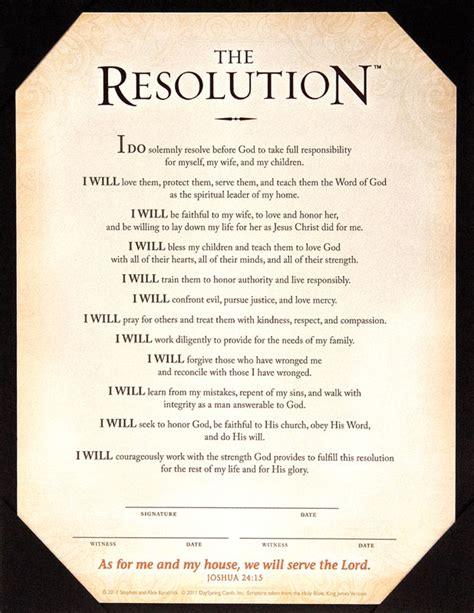 resolution certificate framed certificate church