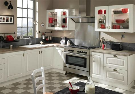 cuisine bruges conforama photo 3 20 une cuisine chêtre romantique aux senteurs
