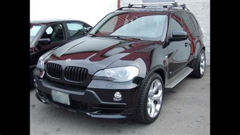 Praguri Exterioare Bmw X5 E70 2007 + Side Step Bmw X5 E70