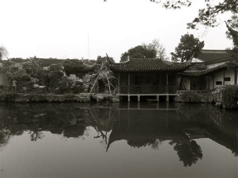 Der Garten Des Bösen by Der Garten Des Meisters Der Netze Suzhou